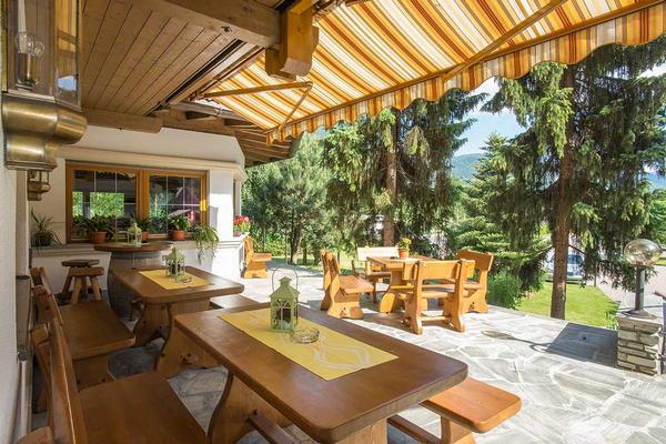 Foto del giardino Villa Ottone