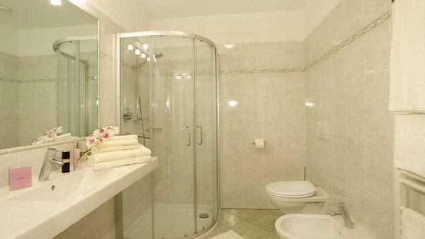 Foto del bagno Residence Cristal