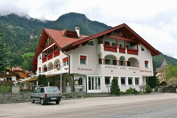 Summer presentation photo Hotel Oberleiter