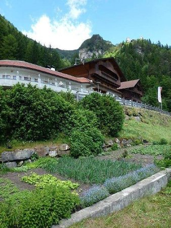 Foto esterno in estate Bauhof