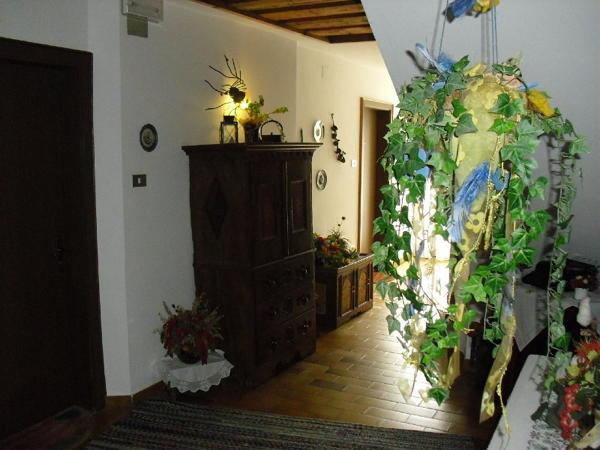 Die Gemeinschaftsräume Gasthof Bauhof