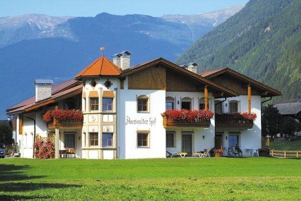 Foto estiva di presentazione Appartamenti Anewandterhof