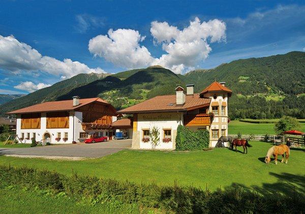 La posizione Appartamenti Anewandterhof Villa Ottone