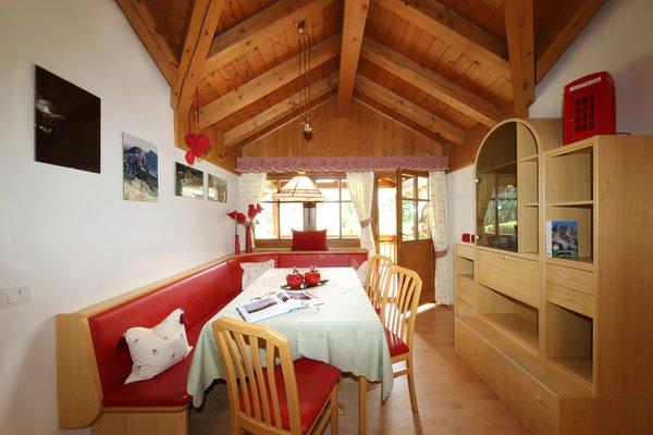 Der Wohnraum Appartements Loretta - Ferienwohnungen 2 Sonnen