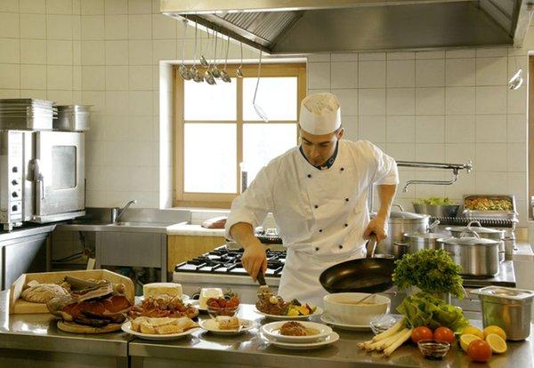 Il ristorante Riomolini (Gais - Villa Ottone) Huber