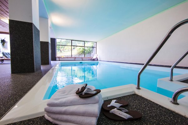 Swimming pool Dolomitenblick alps boutique hotel - Hotel 3 stars sup.