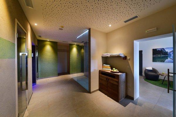 Photo of the wellness area Hotel Tirolerhof