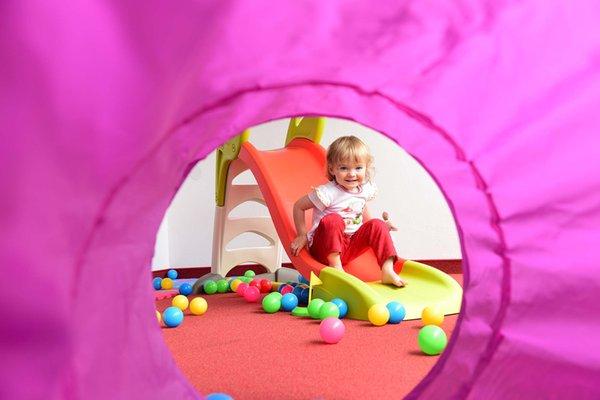 The children's play room Hotel Tirolerhof