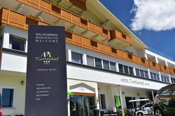 Photo exteriors in summer Tirolerhof