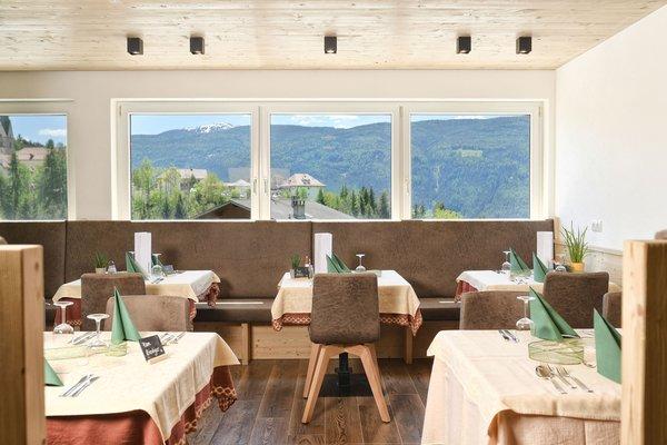 Das Restaurant Terenten Tirolerhof