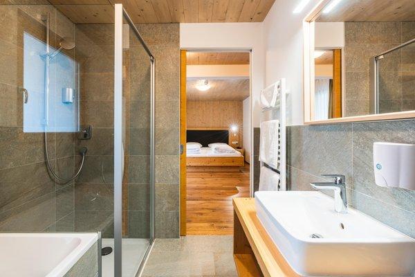 Photo of the bathroom Hotel Tirolerhof