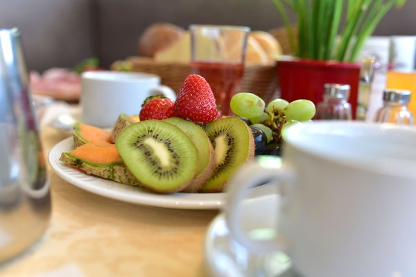 The breakfast Hotel Tirolerhof
