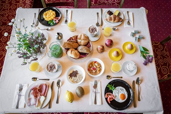 La colazione Hotel Wiedenhofer