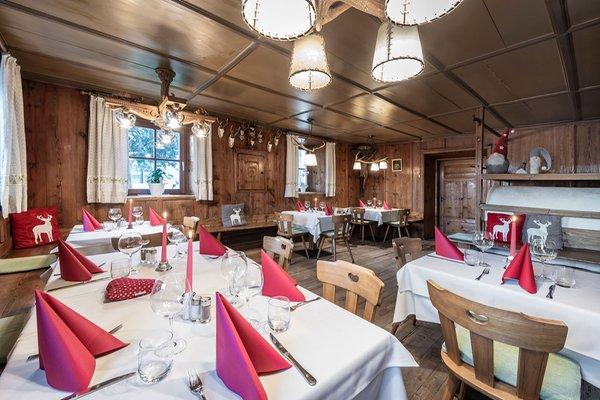 Il ristorante Terento Wiedenhofer