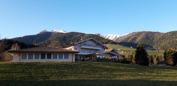 Foto esterno in estate Moserhof