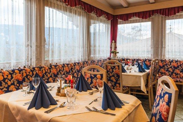 Das Restaurant Terenten Moserhof