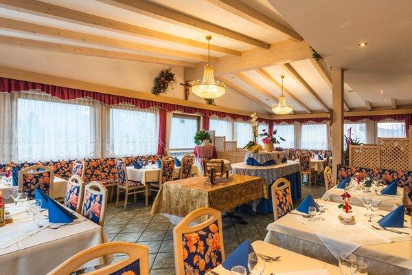 Il ristorante Terento Moserhof