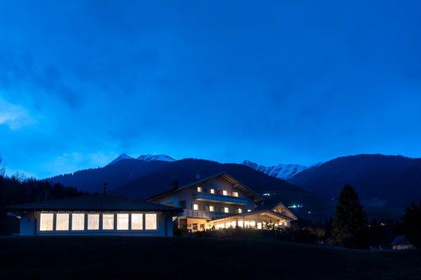 Foto Außenansicht im Winter Moserhof