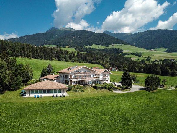 Position Hotel Moserhof Terento / Terenten