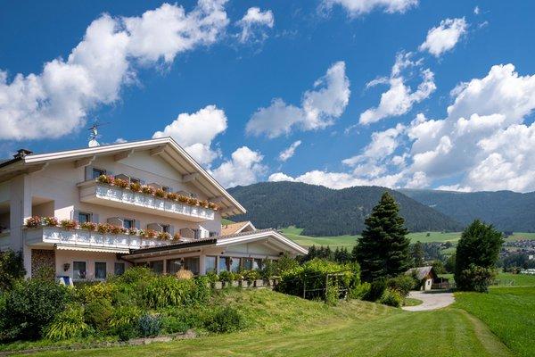 Foto estiva di presentazione Hotel Moserhof