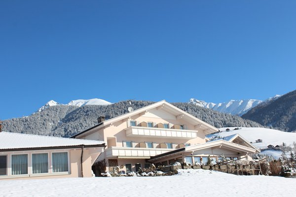 Photo exteriors in winter Moserhof