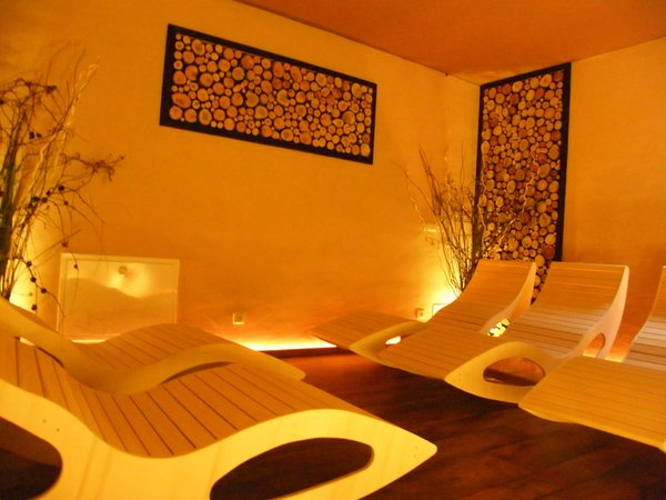 Photo of the wellness area Small hotel Raffalthof
