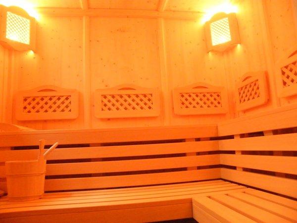 Foto der Sauna Terenten