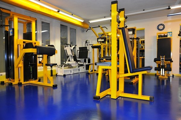Foto della zona fitness Albergo Neuwirt