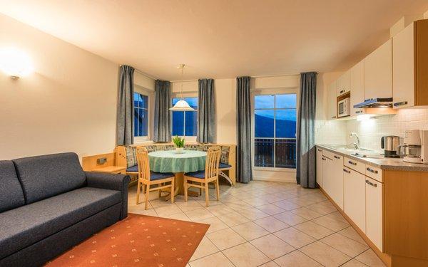 The living area Treyer - Residence 2 stars