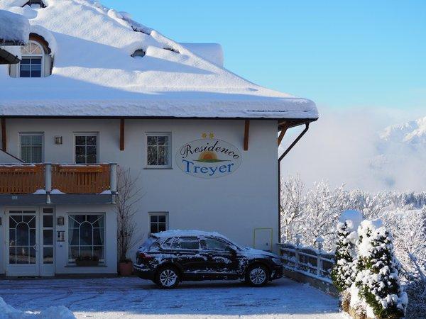 Photo exteriors in winter Treyer