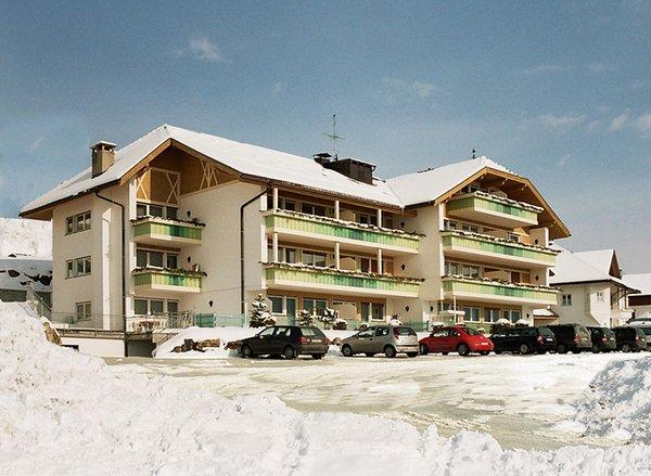 Foto invernale di presentazione Terentis - Residence 3 stelle