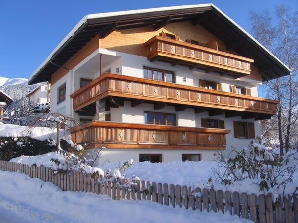 Foto invernale di presentazione Wieseneck - Appartamenti 3 soli
