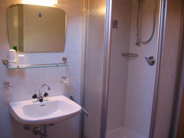 Foto del bagno Appartamenti Wieseneck