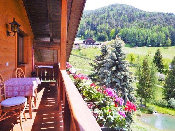 Foto del balcone Alpegger