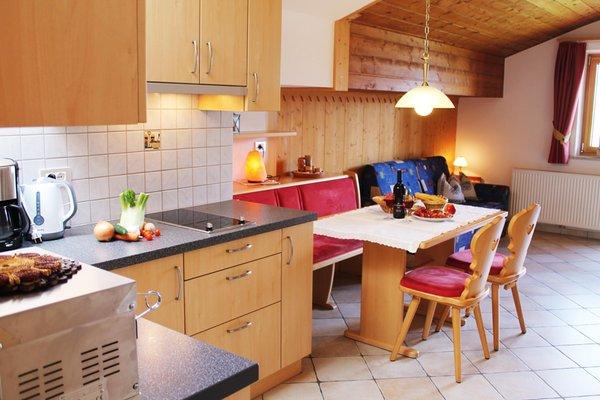 Foto della cucina Alpegger