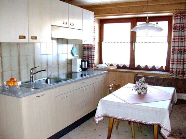 Foto della cucina Latschenhof
