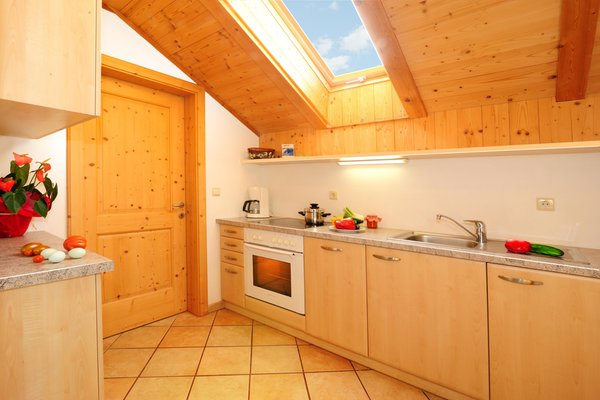 Foto der Küche Leimgruberhof