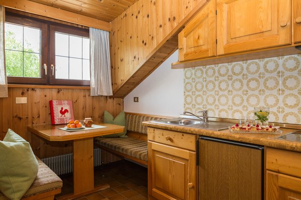 Foto della cucina Mair am Graben