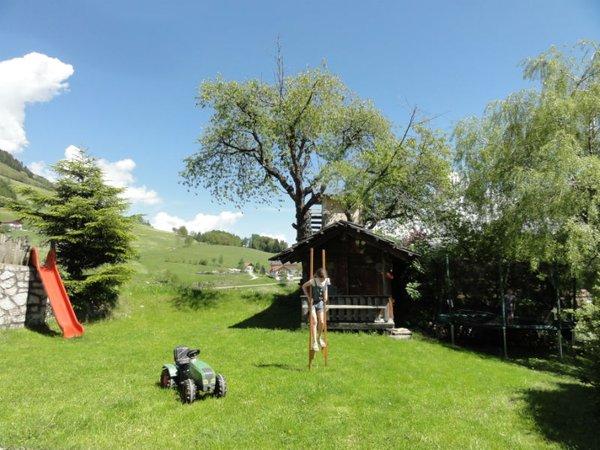 Foto del giardino Terento