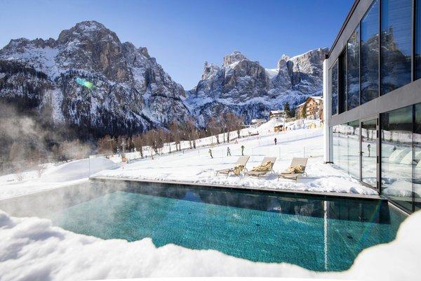 Romantik arthotel cappella colfosco alta badia - Hotel corvara con piscina ...
