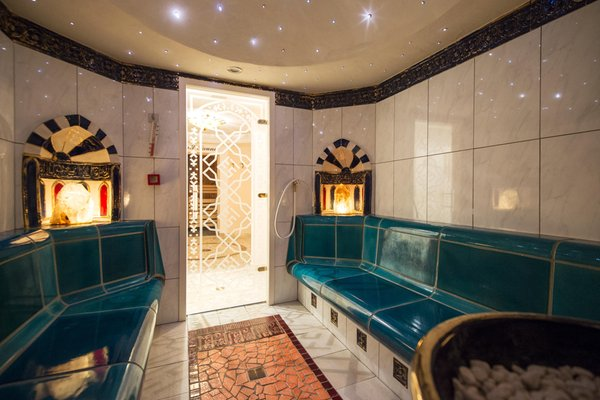 The Turkish bath