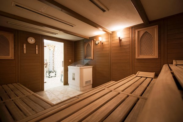 Photo of the sauna Colfosco