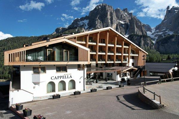 Summer presentation photo Romantik Hotel Cappella