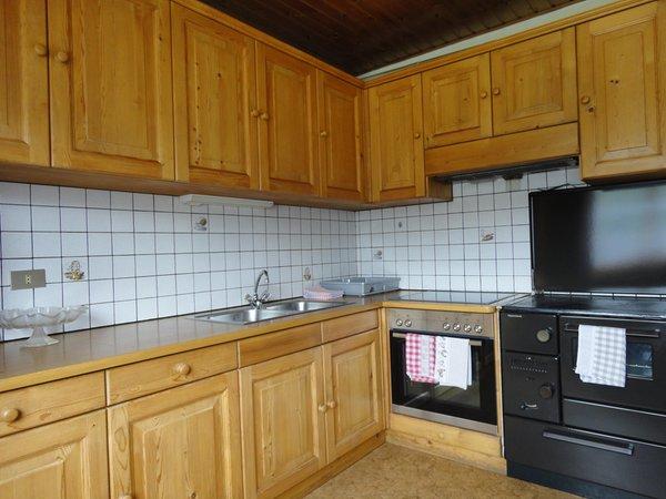 Foto della cucina Unterleitnerhof