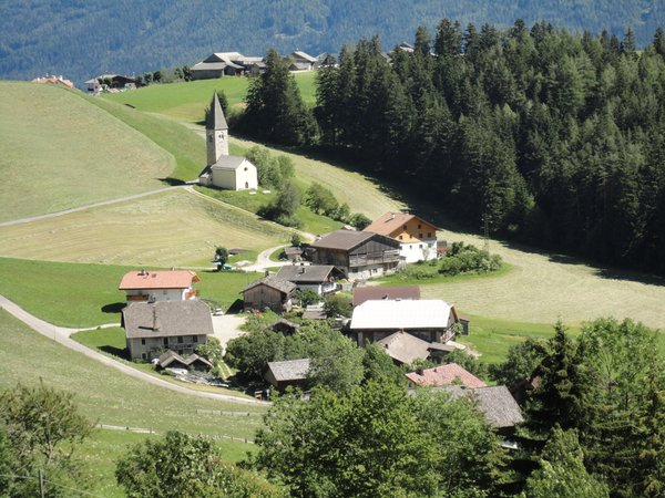 Position Farmhouse apartments Unterleitnerhof Terento