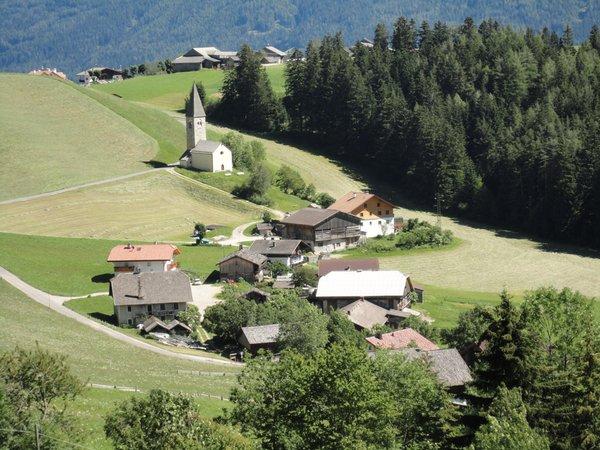 La posizione Appartamenti in agriturismo Unterleitnerhof Terento