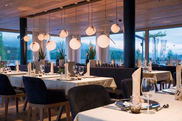 Il ristorante Falzes Winklerhotel Sonnenhof