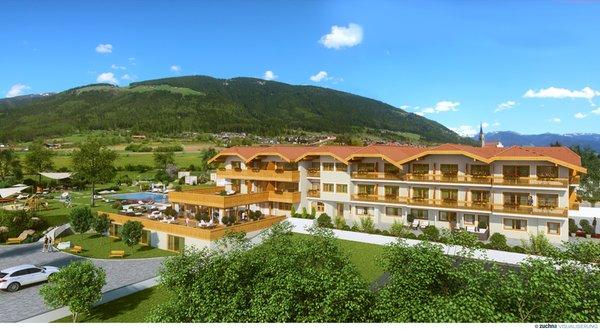 Foto estiva di presentazione Winklerhotel Sonnenhof