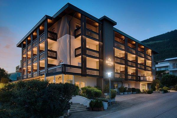 Foto estiva di presentazione Hotel Kristall