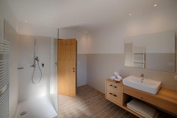 Foto del bagno Hotel Kristall